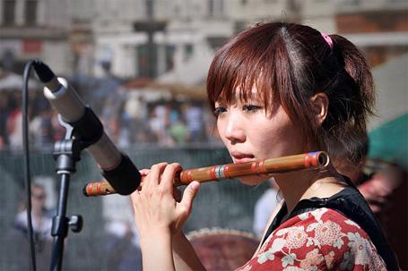 fotografie festivalu