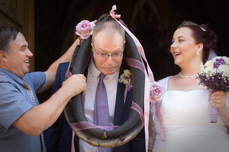 svatební fotografie západní čechy